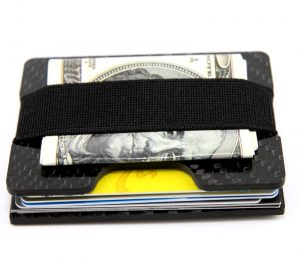 business card holder carbon fiber